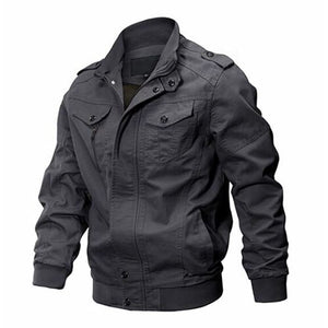 Jacket Men Winter Military Army Pilot Bomber Jacket Tactical Man Autumn Hunt Hike Windbreaker Coat Jaqueta Masculina