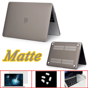 New Case For Apple Macbook M1 Chip Air Pro Retina 11 12 13 15 16 inch Laptop Bag, 2020 Touch Bar ID Air Pro 13.3 inch Case 1