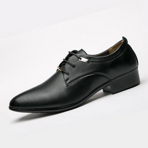Newest Man Flat Classic Men Dress Shoes Patent Leather Wingtip Carved Italian Formal Oxford Plus Size 38-48 for Autumn
