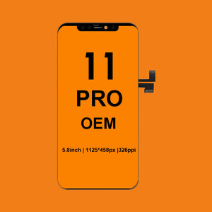 iPhone 11 Pro OEM LCD Display 1 pcs, 10 pcs, 100 pcs
