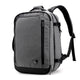 Backpacks Multifunction 17 inch Laptop  For Teenage Men Travel  Bag Large Capacity Casual Vintage 2018 New