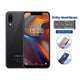 FullScreen smartphone 3GB+32GB Quad core Android 8.1 12MP+5MP Face Unlock Dual 4G Cell phone