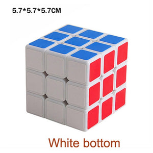 QiYi Professional 3x3x3 Magic Cube Speed cubes Puzzle Neo Cube Magico Cubo Sticker Adult Education Toys For Children Gift