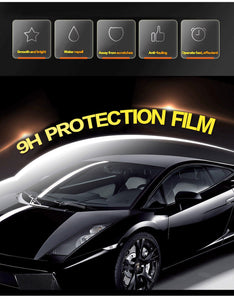 Newest  Brand N HOT Nano-Hybrid Car Coating Liquid Glass 50ML-9H Hardness Car Polish &  Motorcycle Paint Care  Spray
