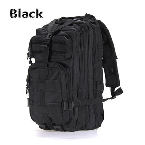 999D Nylon Tactical Back/Bagpack Military Backpack Waterproof & Army Rucksack Outdoor n Indoor Sports Camping Hiking Fishing Hunting Airforce 28L Bag
