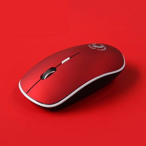 Wireless Mouse Silent Computer 2.4Ghz 1600 DPI Ergonomic Noiseless USB PC Mice Mute  for Windows / Mac