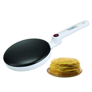 Electric Crepe Maker Pizza Pancake Machine Non-stick Griddle baking pan Cake machine kitchen cooking tools