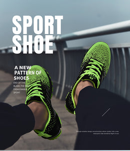 Sport Running Shoes Men Couple Casual Flats Outdoor Sneakers