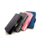 Luxury Carbon Fiber Mini Pop Up Rfid Wallet for Men Slim Leather Business ID Credit Card Pocket Holder Wallet