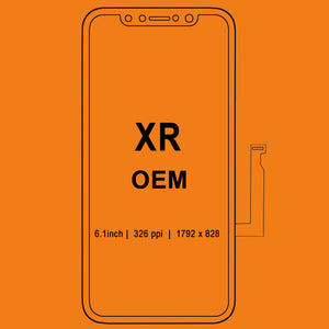 iPhone X LCD OEM Quality Display For Touch Screen Assembly Full LCD Screen Replace