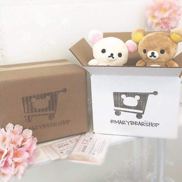 Mary Bear Beauty Box