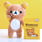 rilakkuma plush with blemish patch