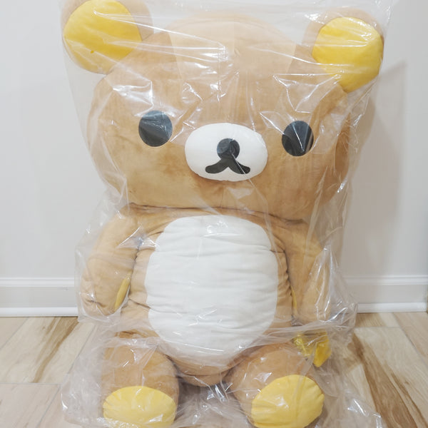 [LIMITED] Jumbo Rilakkuma (41 inches) - San-X Originals Collection