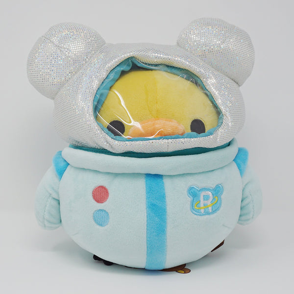 Kiiroitori Astronaut - Rilakkuma in Space Licensed Plush