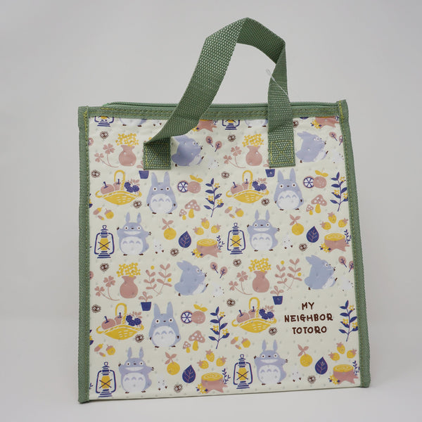 Foraging Design Insulated Lunch Bag - My Neighbor Totoro
