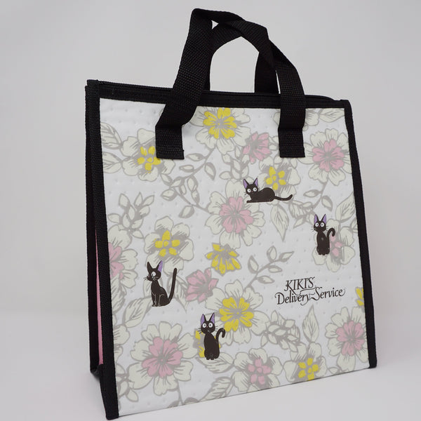 Jiji the Cat Insulated Lunch Bag - Elegance Design - Kiki's Delivery Service