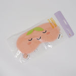 Kawaii Peach Eye Mask - SMOKO