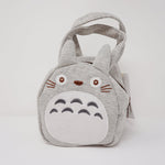 Grey Totoro Die Cut Lunch Bag  - My Neighbor Totoro