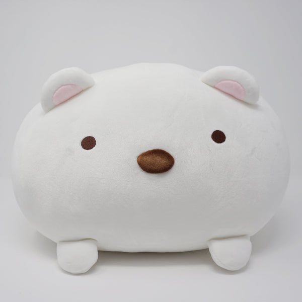 Shirokuma Mochi Cushion - San-X Originals Sumikkogurashi - Plush