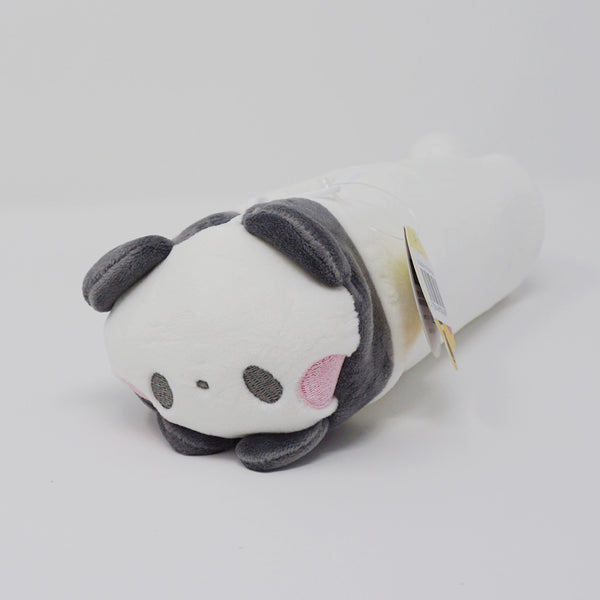 Black Panda Pencil Case - Yell Japan Plush - Pouch