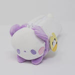 Purple Panda Pencil Case - Yell Japan Plush - Pouch