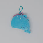 Whale Shark Mascot - Marine Animals - Yell Japan - Plush Keychain