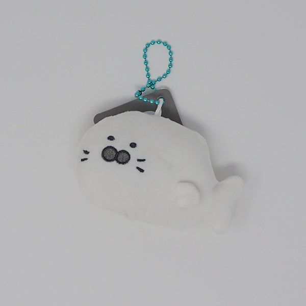 Spotted Seal Mascot - Marine Animals - Yell Japan - Plush Keychain
