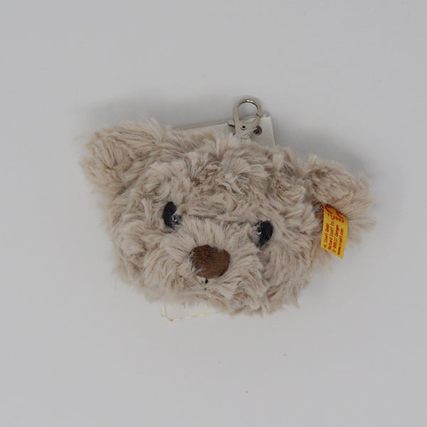 Honey Bear - Steiff Soft Cuddly Friends Pendant  - Plush Keychain