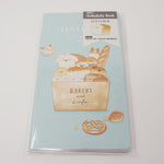 Yeast Ken Planner Calendar Book 2021 Bread Bag Design - Kamio Japan