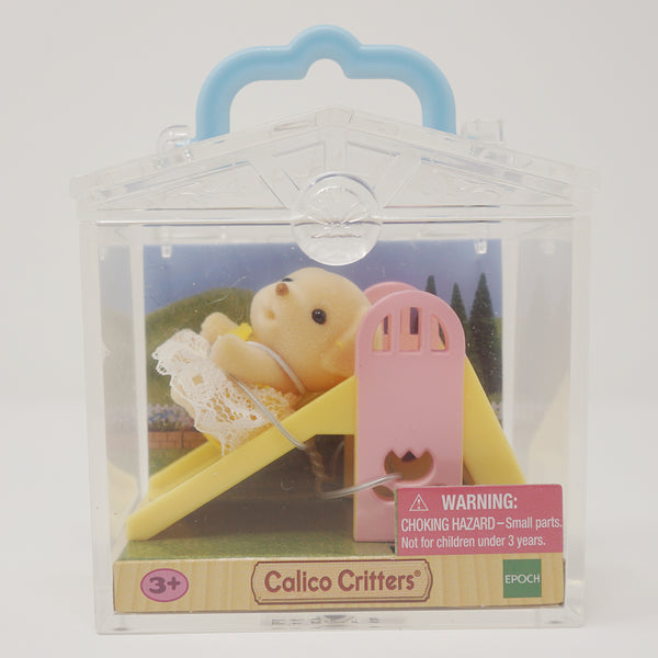 Mini Carry Case Friends Slide - Calico Critters