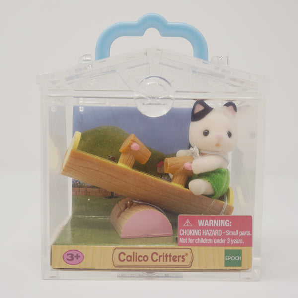 Mini Carry Case Friends Seesaw - Calico Critters