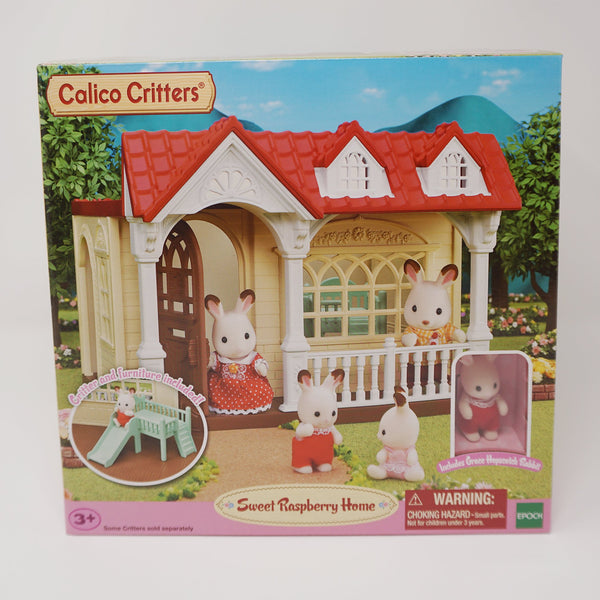 Sweet Rasberry Home - Calico Critters