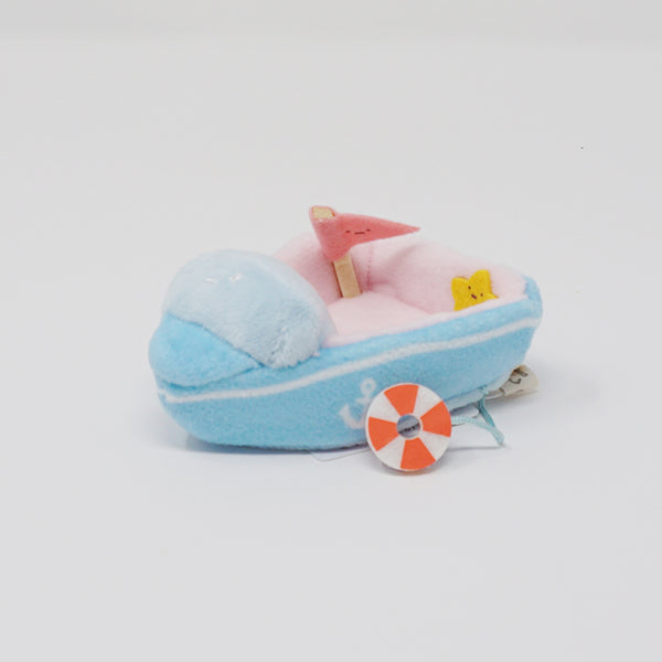 Boat Tenori Plush - Sumikkogurashi Collection Going Out Leisure Series San-X
