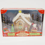 Limited Edition Christmas Gingerbread Playhouse - Calico Critters