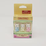 Marshmallow Triplets - Calico Critters