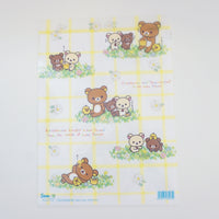Rilakkuma Honey Forest Folder