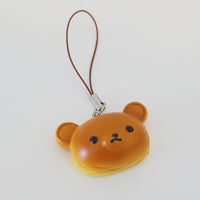 Rilakkuma Bread Keychain (Secondhand)