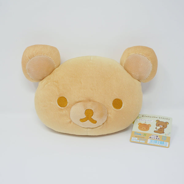 Rilakkuma Bread Plush - Bakery Theme