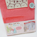 Sumikko Gurashi Clothes Shop Book Playset - Shirokuma's Handmade Plush Theme