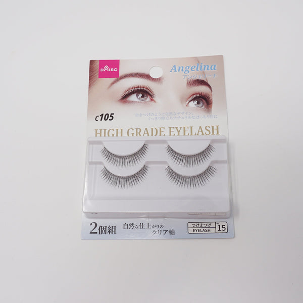 Eyelash Set of 2 Pairs C105 - Daiso