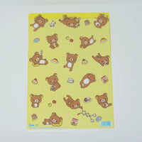 Rilakkuma Folder - Classic Design