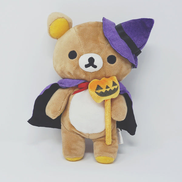 2008 Rilakkuma Halloween Theme Plush