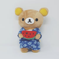 2015 Rilakkuma Summer Vacation Theme Plush