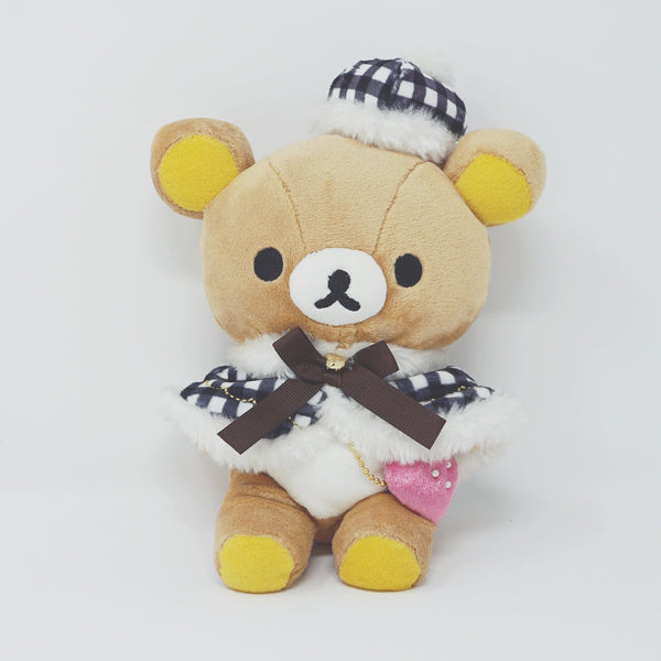 2014 Rilakkuma Paris Strawberry Theme Plush