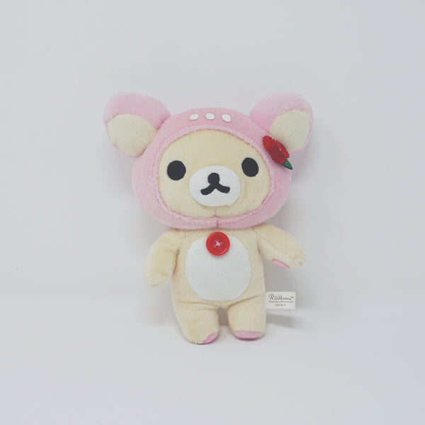 2014 Korilakkuma Happy Natural Time Theme Plush Deer (Prize Toy)