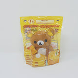 2011 Rilakkuma Honey Theme Plush (Prize Toy Mini Bag)