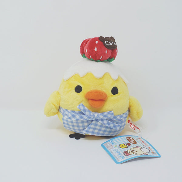 2007 Kiiroitori Cafe Theme Plush