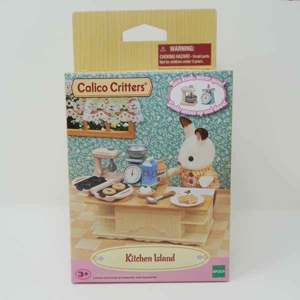Kitchen Island Set - Calico Critters