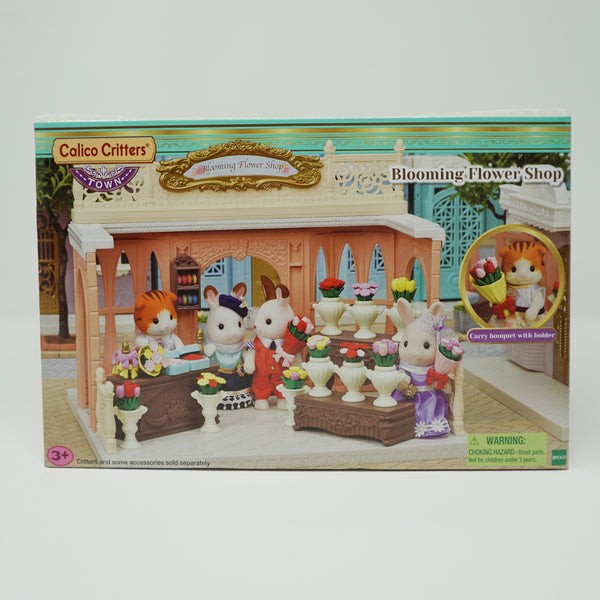 Blooming Flower Shop Set - Calico Critters