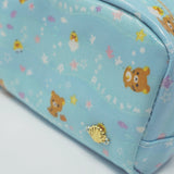 2015 Rilakkuma Summer Vacation Theme Pouch Pen Pouch